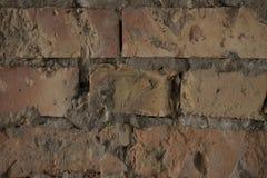 Hintergrund von den Ziegelsteinen für Bau stockfotos