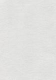 Hintergrund von der weißen Segeltuchbeschaffenheit Lizenzfreie Stockbilder