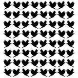 Hintergrund von Fliegenvögeln Stockfoto