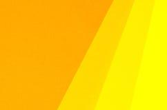 Hintergrund von geometrischen Formen des farbigen Papiers Lizenzfreies Stockbild