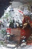 Hintergrund von Reflexionen Lizenzfreie Stockbilder