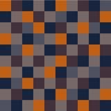 Hintergrund von Retro- Quadraten stock abbildung