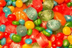 Hintergrund von Süßigkeiten Lizenzfreies Stockfoto