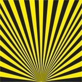 Hintergrund von Strahlen vektor abbildung