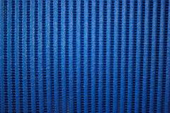 Hintergrund von tiefen blauen Linien Lizenzfreie Stockbilder