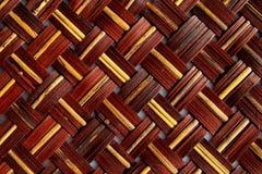 Hintergrund von wattled Stroh Lizenzfreies Stockbild