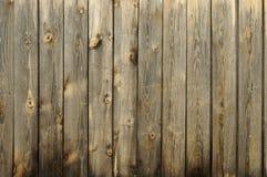 Hintergrund, welche aus alten hölzernen Brettern besteht Stockbilder