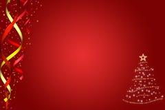 Hintergrund zum neuen Jahr oder zum Weihnachten vektor abbildung