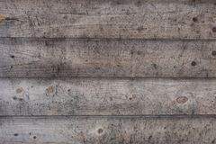 Hintergrundabschluß der hölzernen Bretter der Weinlese oben Schmutzholzmuster Rauer Plattenhintergrund Stockfoto