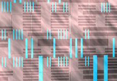 Hintergrundauszug Stockbilder