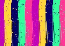 Hintergrundbürstenfarbenbeschaffenheitsdesign-Acrylanschlag der Kunst abstrakter Lizenzfreie Stockfotos