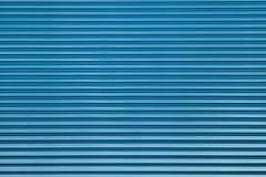 Hintergrundbeschaffenheit der blauen Streifen Stockfotos