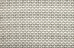 Hintergrundbeschaffenheit der horizontalen weißen und vertikalen grauen Flechtweide Lizenzfreies Stockbild