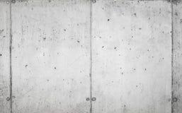 Hintergrundbeschaffenheit der modernen Betonmauer Stockfotografie