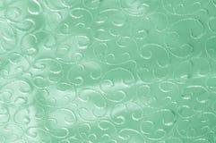 Hintergrundbeschaffenheit, Muster grünes Tulle Addieren Sie eine antike Note t Stockbilder