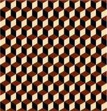 Hintergrunddesign abgedeckt durch Lose Würfel vektor abbildung