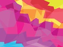 Hintergrundfarbe geometrisch vektor abbildung