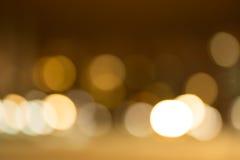 Hintergrundlichter Lizenzfreies Stockfoto