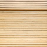 Hintergrundmaterial der Bambusrollenmatte Stockfoto