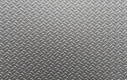 Hintergrundmetallglattes Polieraluminium Stockfoto