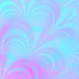 Hintergrundmuster von Aqua und von Veilchen Lizenzfreie Stockfotografie