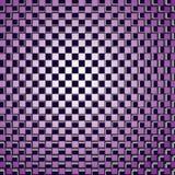 Hintergrundoptische täuschung Stock Abbildung
