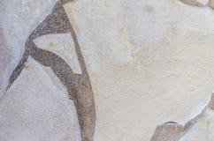 Hintergrundphotographie einer Steinwand im Beton lizenzfreie stockbilder