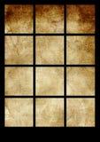 Hintergrundrandfeld Stockbilder