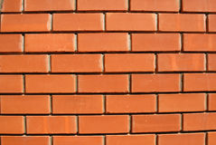 Hintergrundsammlung - Backsteinmauer Lizenzfreie Stockfotografie