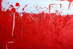 Hintergrundsammlung - Flecken und Flecke der Farbe Lizenzfreie Stockfotos