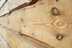 Hintergrundsammlung - hölzerne Planken Stockfotografie