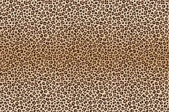 Hintergrundtierleopardbeschaffenheit Vektor lizenzfreie abbildung