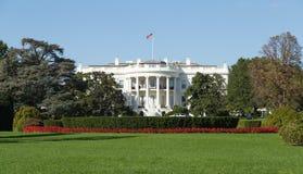 Hinterhof des Weißen Hauses Stockfotos