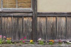 Hinterhofgarten in Japan Stockbilder