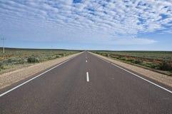 Hinterland Australien stockbilder