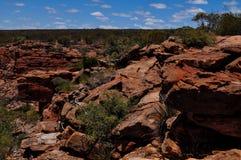 Hinterland Australien Lizenzfreie Stockfotografie