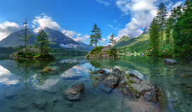 Free Hintersee Royalty Free Stock Images - 58769499