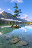 Hintersee Royalty Free Stock Photography