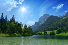 Hintersee Royalty Free Stock Images