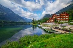 Hintersee Royalty Free Stock Photos