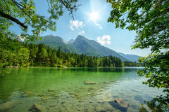 Hintersee Stock Image