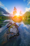 Hintersee Royalty Free Stock Photo