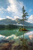 Hintersee Stock Photo