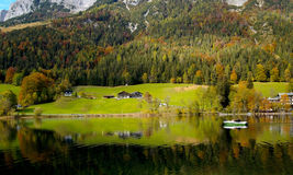 Hintersee Royalty Free Stock Image