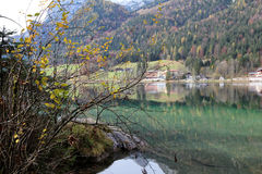 Hintersee Ramsau, Germania Immagini Stock