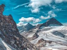 Hintertuxer Gletscher стоковые фотографии rf