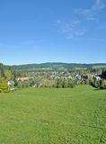 Hinterzarten,Black Forest,Germany Stock Photo