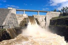Hinze Dam In Queensland Australia Stock Images