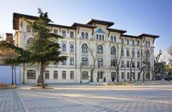 Hipódromo de Constantinople (quadrado de Sultanahmet) em Istambul Turquia fotografia de stock royalty free