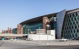 Hipódromo de Meydan en Dubai Imagenes de archivo